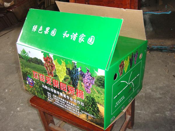 当涂水果店水果包装盒